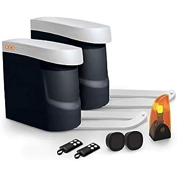motorización para puerta batiente 2 hoja HC812-300: Amazon.es: Bricolaje y herramientas