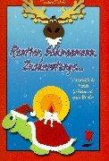 Rentier, Schneemann, Zuckerstange...: Weihnachtliche Motive für kleine und grosse Bastler