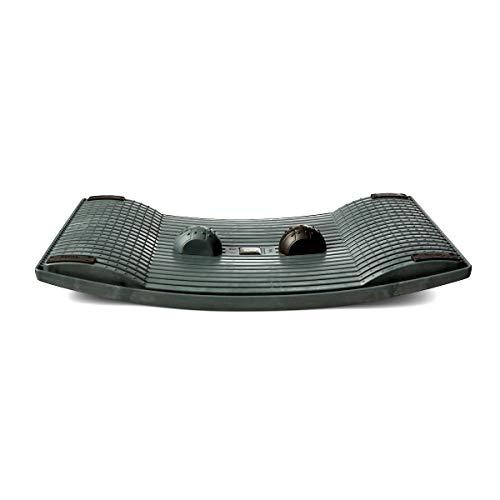 Gymba Active Board - Stehboard, Dunkelgrau, One Size