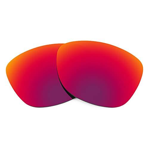 Revant Lentes de Repuesto Compatibles con Gafas de Sol Maui Jim Koko Head MJ737, No Polarizados, Sol de Medianoche MirrorShield