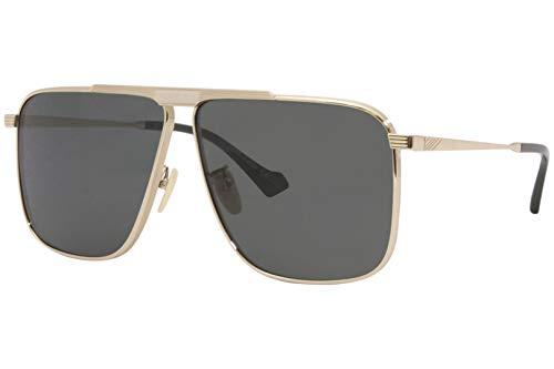 Gucci Gafas de Sol GG0840S GOLD/GREEN 57/10/145 hombre