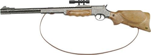 Bauer Spielwaren 2052556 Schrödel 2058071 - Buntline 12-Schuss auf Tester Pistole, 26 cm