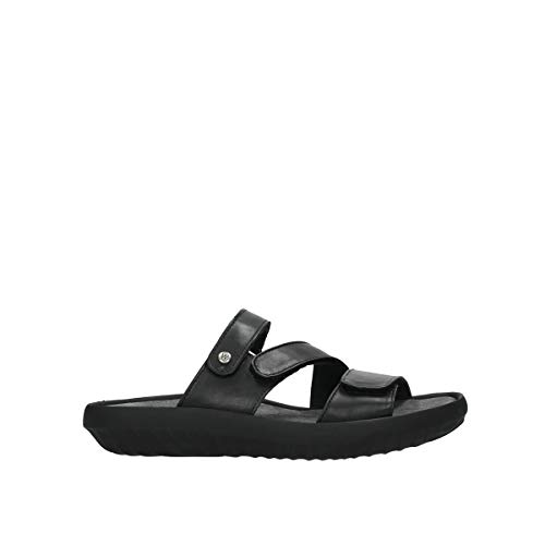 Wolky Comfort Sense - 31002 schwarzes Leder - 39