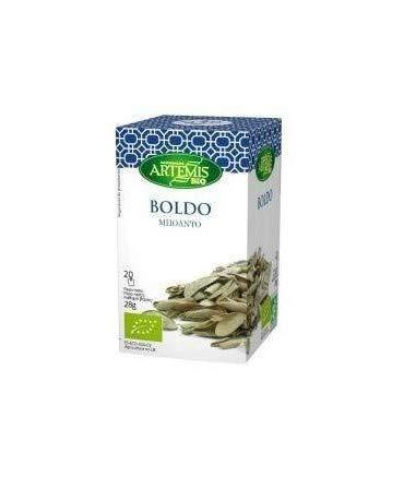 Artemisbio Boldo Eco 20 Filtros Filtros Infusiones Artemisbio 200 g