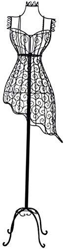JinSui Mujer Maniqui Regulable Costura Maniqui Body...