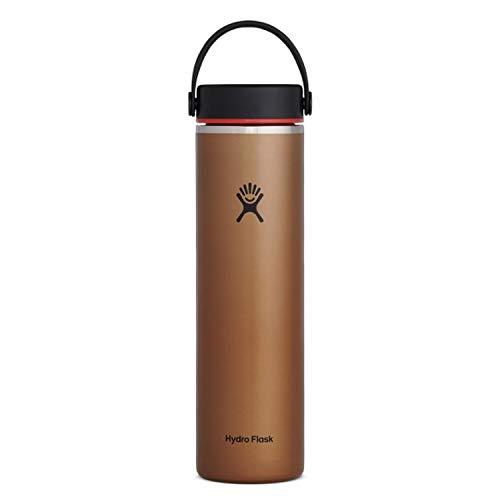【軽量】水筒 真空ボトル 保冷 保温 24oz(709ml) トレイルシリーズ ワイドマウス 95 クレイ