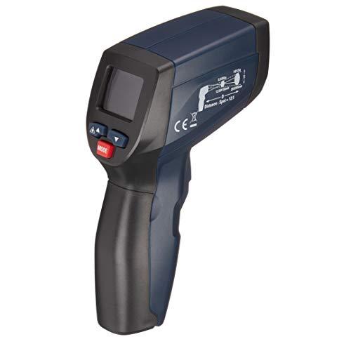 AmazonCommercial– DT-827V Infrarot-Thermometer mit Dual-Laser, 12:1, einstellbarer Emissionsgrad, 760°C, Negativ-Display