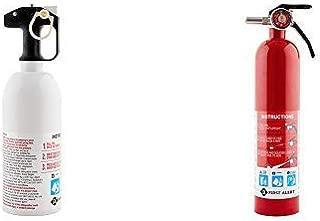 First Alert Fire Extinguisher   KitchenFireExtinguisher, White, KITCHEN5 and First Alert 1038789 Standard Home Fire Extinguisher, Red