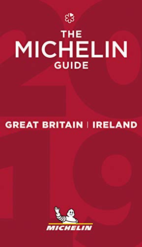 MICHELIN Guide Great Britain & Ireland 2019: Hotels & Restaurants (Michelin Red Guide)