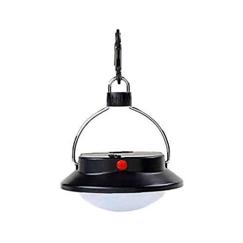 Eaarliyam Multifuncional 60 LED de luz Que Funciona con la Tienda Portable magnético conducido Camping Linterna lámpara de Emergencia al Aire Libre Senderismo Pesca y sin batería