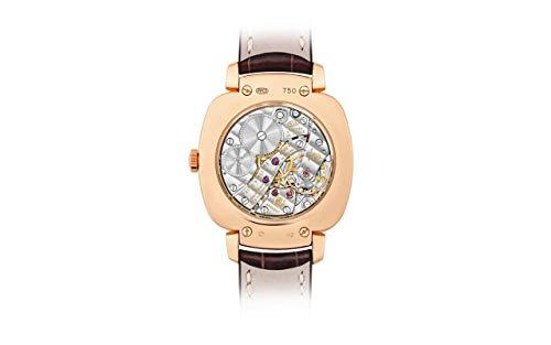 Patek Philippe Gondolo Hand Wind Silver Dial Ladies Watch 7041R-001