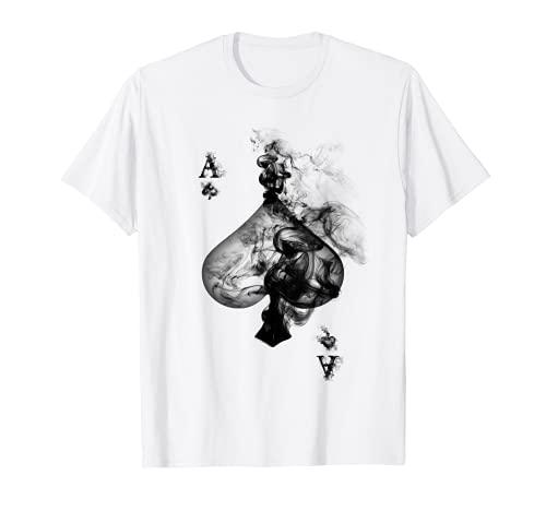 Ass Pik - Rauch - für Kartenspieler T-Shirt T-Shirt