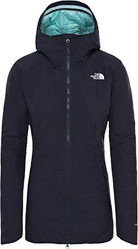 The North Face Hikesteller Insulated W parka ubrn navy