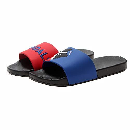 FRAUIT Ciabatte da Unisex Adulto Pantofole Donna Estive Da Casa Sandali Uomo Spiaggia Mare Piscina Scarpe Uomini Estive Flip Flops Infradito Ragazze Eleganti Slip On