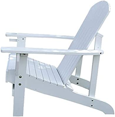 Amazon.com: Furniture Barn USA Siesta Adirondack - Sillón ...