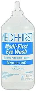 saline eye rinse