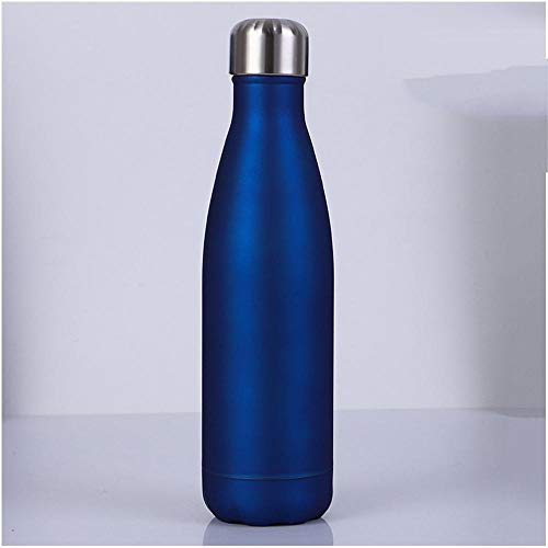 CCTYJ Cold Drinks Sports Flask Great for Work Gym304 stainless steel rubber paint thermos vacuum insulated water bottle-C5