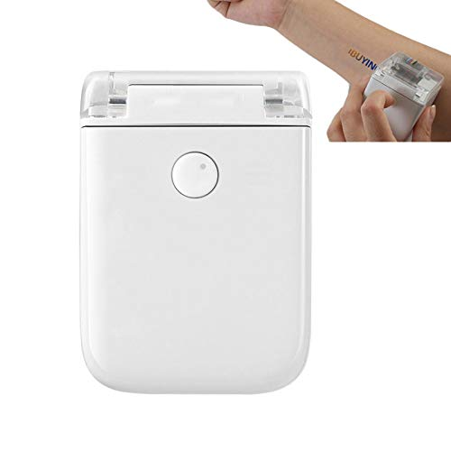 UPANV Pocket Smart Color Printer Portable Handheld Princube-World's Smallest Printer with WIFI USB Connection Works on Any Material