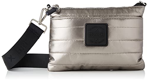 Munich COVER CROSSBODY OLD SILVER, BAGS para Mujer, Pequeño