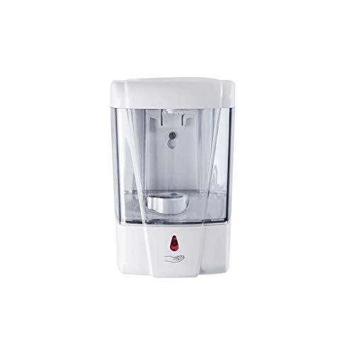zhibeisai Montado en la Pared de la Botella 700ml, dispensador automático de los hogares sin Contacto de Sensor de envases Mano Libre dispensación