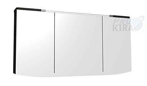 PELIPAL Cassca Spiegelschrank inkl. LED Beleuchtung/CS-SPS 61 / Comfort N/B: 140 cm