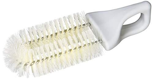 マーナ(MARNA)足スッキリブラシホワイト足洗浄水虫対策足マッサージB705