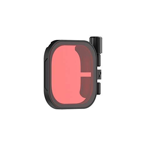 Filtro rojo PolarPro para GoPro Hero8