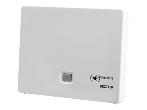 ELMEG DECT150 DECT over IP Singlecell Basisstation für 6 Mobilteile / 4 Sprachkanäle Stromversorgung über PoE Netzteil enthalten