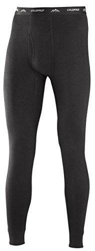 ColdPruf Men's Basic Active Wear Pants, Black, Large