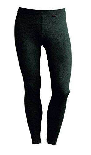 Schöller Nestos Thermos Hose lang ohne Eingriff (6, schwarz-melange)