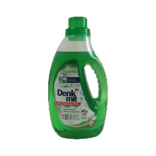 Bester der welt Betrachten Sie ein Hochleistungswaschmittel (1,1 l Flasche, 20 l)