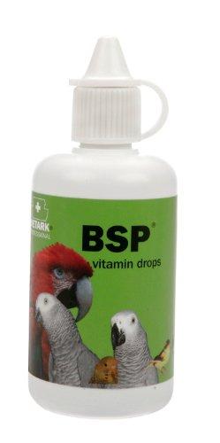Vetark Bsp Vitamin Drops for Birds, 50 ml