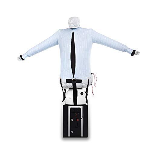 EOLO Stiracamicie SA14 Professionale per attività self-service Asciuga e stira in automatico camicie camicette felpe polo … con aria calda Rinfresca abiti StirAsciugatore Made in Italy Garanzia 7 anni