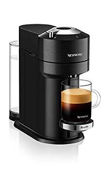Nespresso® Vertuo Next Premium Coffee and Espresso Machine by Breville, Classic Black