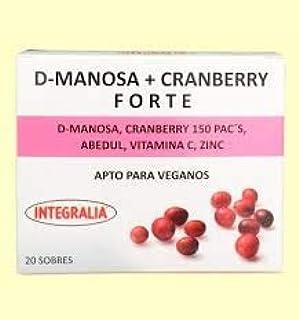 Integralia D-Manosa + Cranberry Plus 20Sbrs. 200 g 1 Unidad