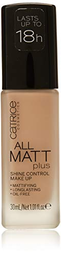 Catrice - Foundation - All Matt Plus Shine Control Make Up - Vanilla Beige 015