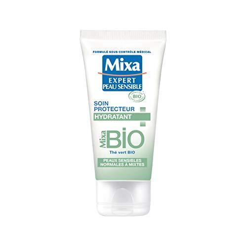 Mixa BIO - Soin Protecteur Hydratant - Peau Sensible - 50 ml