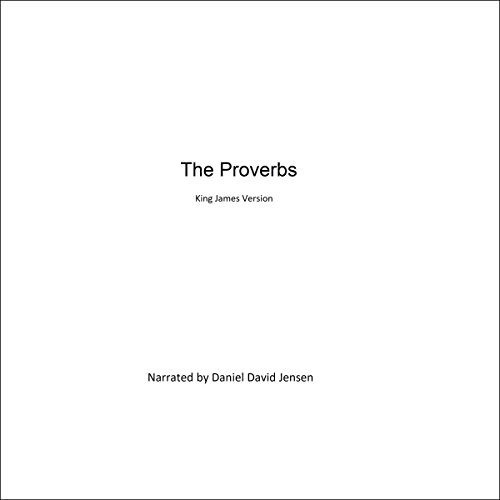 The Proverbs audiobook cover art