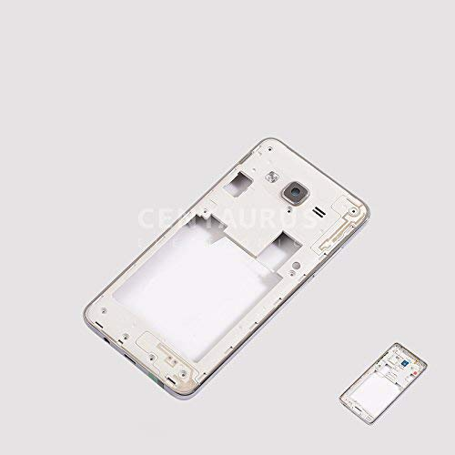 Middle Frame Housing Replacement for Samsung Galaxy On5 SM-G550T1 S550TL G550T 5'' Silver