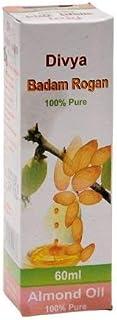 5 x Patanjali Divya - Badam Rogan, 60 ml (300 ml)