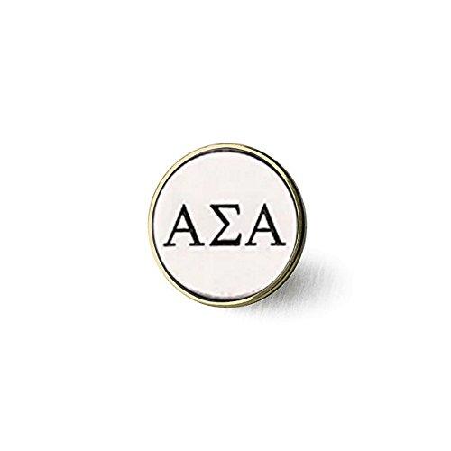 Alpha Sigma Alpha - Broche