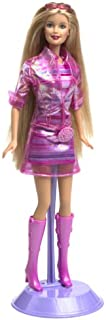 BARBIE Cut 'n Style Doll w Extra Hair Extensions, Scissors & More (2002)