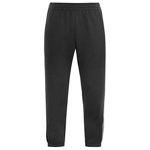 Lonsdale Pantalon de survêtement à 2 bandes Avec cordon Pour homme -  Multicolore - XXXXL