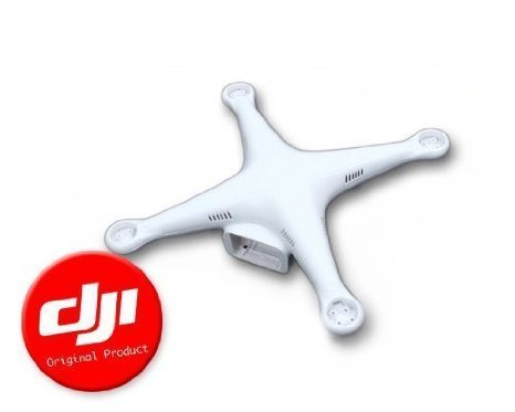 DJI Original Phantom 3 Professional / Advanced Quadcopter Shell Body Top and Bottom Cover Spare Part No.30
