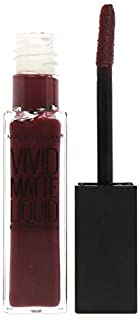 Maybelline New York - Color Sensational Pintalabios Mate Vivid Matte Liquid Tono 045 Possesed