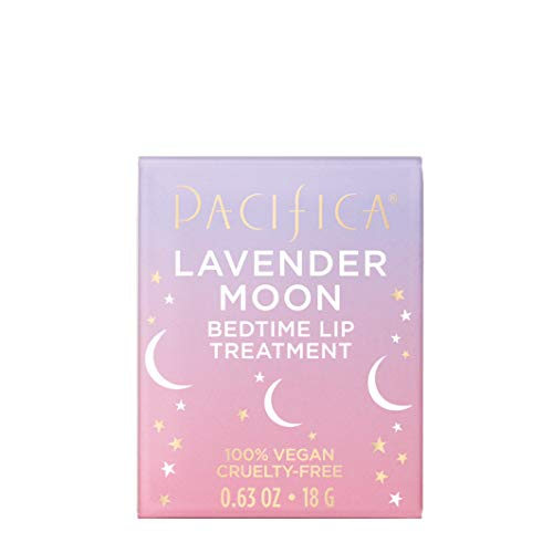Pacifica Lavender moon bedtime lip treatment, 0.63 Fl Oz