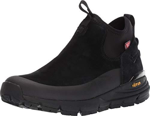 "Danner Women's 67371 Arctic 600 Chelsea 5"" Waterproof 200G Hiking Boot, Black - 10.5 M"