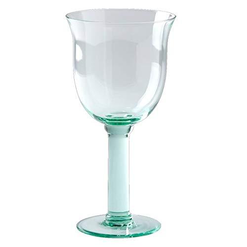 Lambert - Bistroglas - Corsica Grün - Wasserglas, großes Weinglas - Maße (ØxH): 11 x 24 cm - Mundgeblasen