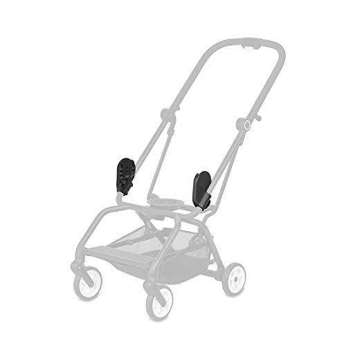 CYBEX Gold Adapter für Kinderwagenaufsatz Cot S, Für CYBEX Buggies der Eezy S-Line, Schwarz