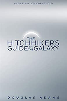 Paperback Hitchhikers Guide To The Galaxy Book